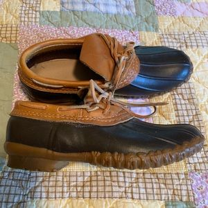 Vintage L L Bean shoes